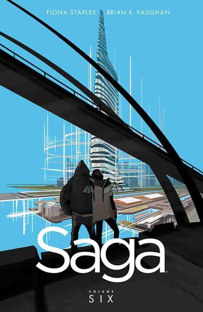 Saga comics at TFAW.com