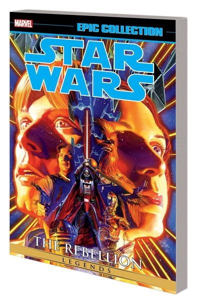Star Wars Legends Epic Collection TPB Vol. 01 Rebellion MAR160914D
