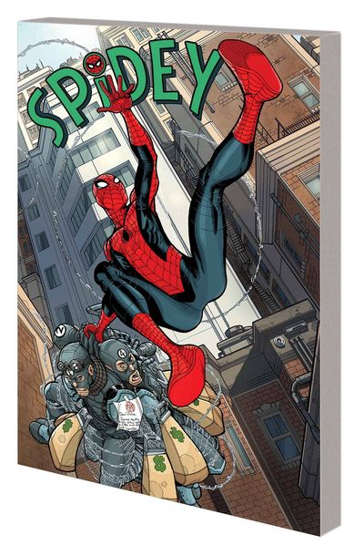 Spidey All New Marvel Treasury Edition TPB Vol. 01 MAR160929D