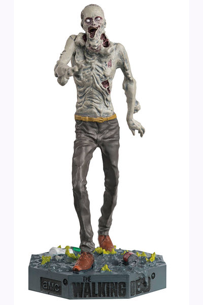 Walking Dead Figure Coll Mag #9 Water Walker MAR162275H