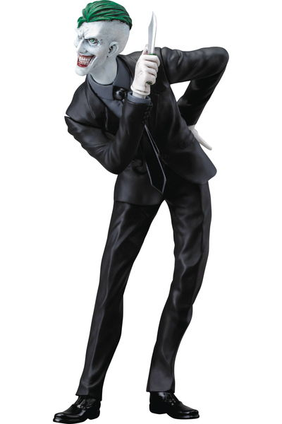 DC Comics Joker Artfx+ Statue New 52 Ver MAR162519I