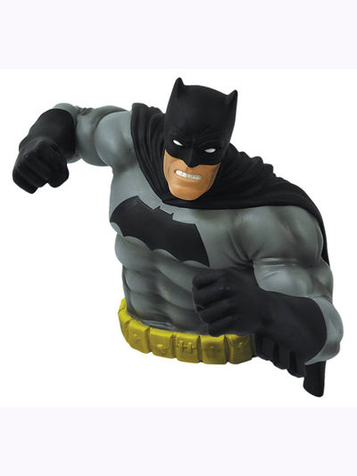 Dark Knight Returns Batman Previews Exclusive Bust Bank Black Ver MAR162642U