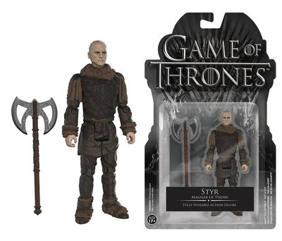 Game of Thrones Action Figure: Magnar of Thenn MAR168309I