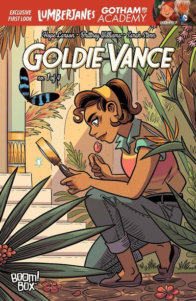 Goldie Vance #1 (2nd Printing)
