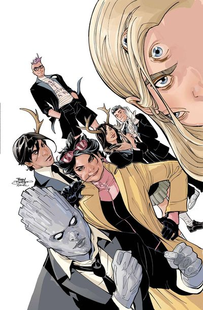 Generation X #1 Review