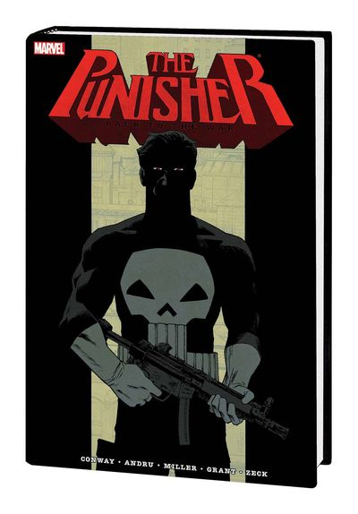 Punisher Back to the War Omnibus HC MAR171133D