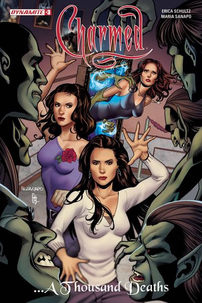 Charmed #3 (of 5) (Cover B - Sanapo)