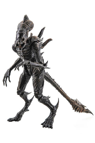 Aliens: Colonial Marines Xenomorph Raven Previews Exclusive 1/18 Scale Figure MAR173067U