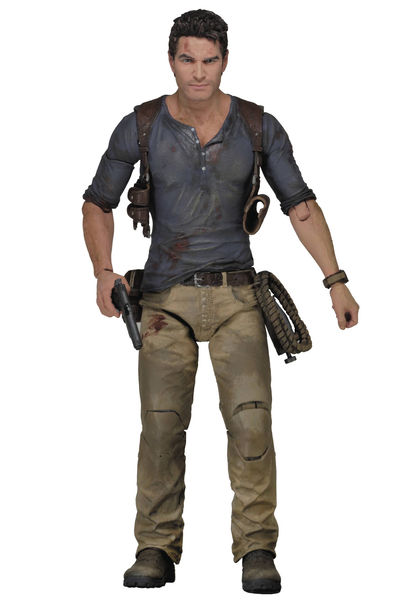 Uncharted 4 Ult Nathan Drake 7in Action Figure MAR182533