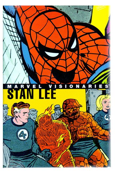 Marvel Visionaries: Stan Lee HC NOV041836D