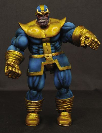 Marvel Select Thanos Action Figure MAY052331I