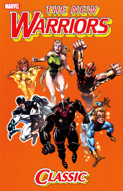 New Warriors Classic TPB Vol. 01