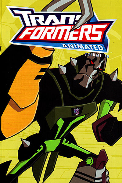 Transformers Animated TPB Vol. 10 MAY090884E