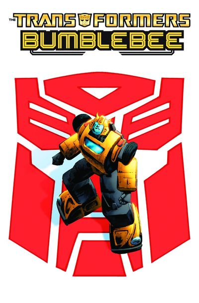 Transformers Bumblebee TPB MAY100339E