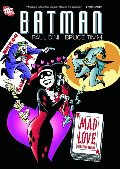 Batman Mad Love And Other Stories TPB MAY110240D