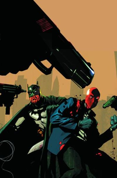 Batman Under the Red Hood TPB MAY110241D