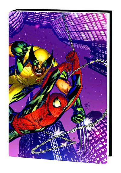 Astonishing Spider-Man And Wolverine Prem HC MAY110733D