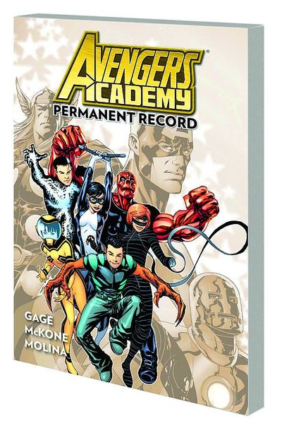 Avengers Academy TPB Vol. 1 Permanent Record MAY110744D