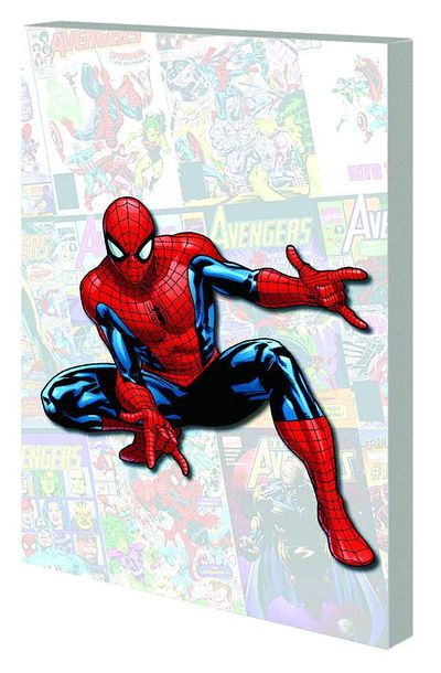 Spider-Man Am I An Avenger TPB MAY110763D