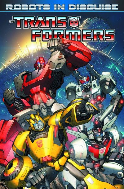 Transformers Robots In Disguise TPB Vol. 1 MAY120365E