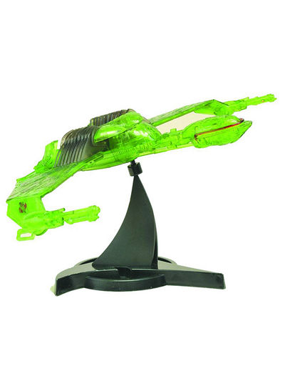 Star Trek Klingon Bird of Prey Partial Cloak Ship MAY128141U