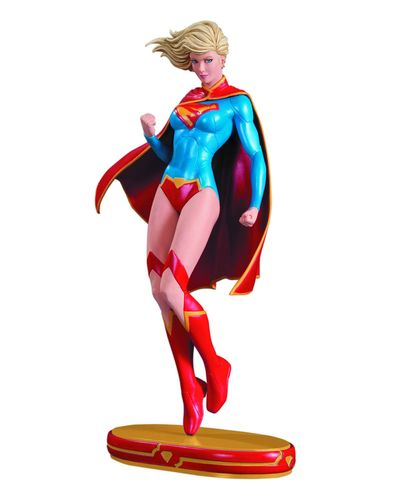 DC Comics Cover Girls Supergirl Statue MAY130276X