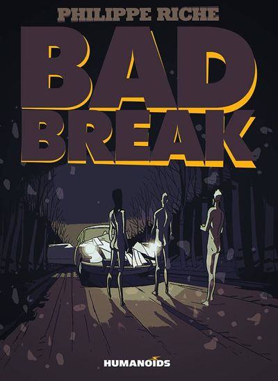 Bad Break HC MAY131172F