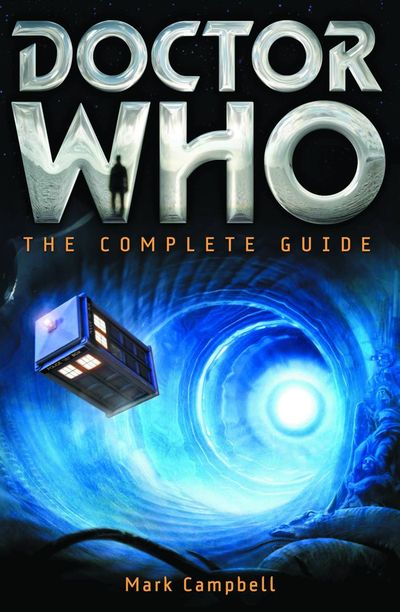 Doctor Who Complete Guide SC MAY131436H