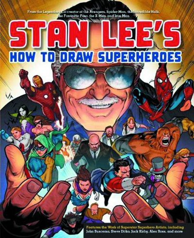 Stan Lees How To Draw Superheroes SC MAY131465F