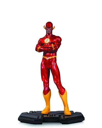 DC Comics Icons Flash 1/6 Scale Statue MAY140422Y