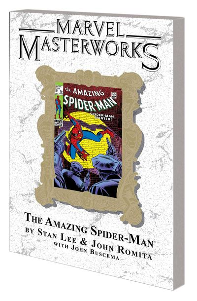 Marvel Masterworks Amazing Spider-Man TPB Vol. 08 Dm Variant Ed 67 MAY140924D