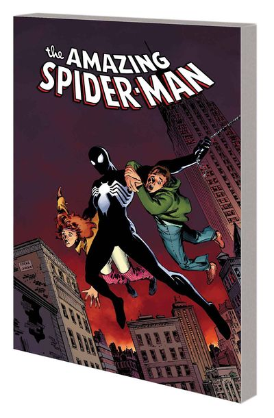 Spider-Man Complete Alien Costume Saga TPB Book 01 MAY140941D