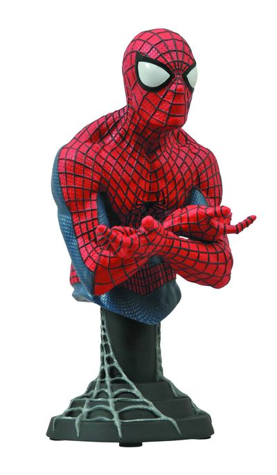 Amazing Spider-Man Movie Bust