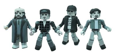 Clerks Minimates 20th Ann B&W Set MAY142231U
