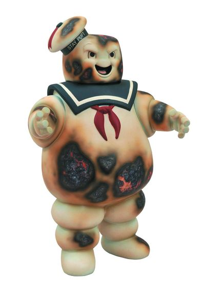 Ghostbusters Burnt Stay Puft Bank MAY142237U