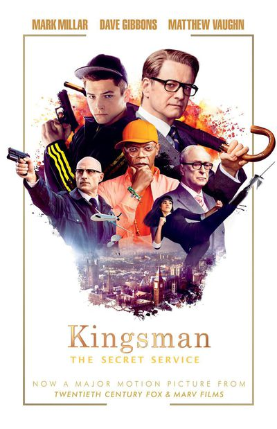 Secret Service: Kingsman TPB (Movie Edition) MAY148280D