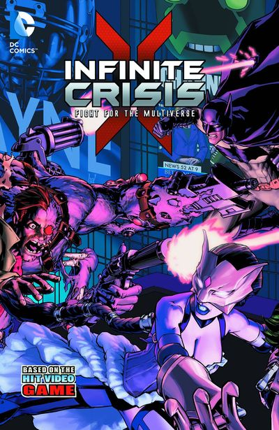 Infinite Crisis Fight For The Multiverse TPB MAY150239D