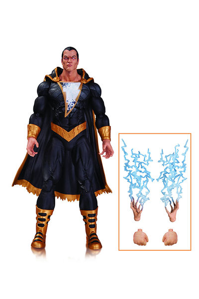 DC Icons Black Adam Forever Evil Action Figure MAY150296Y