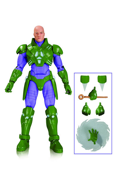 DC Icons Lex Luthor Forever Evil Action Figure MAY150297Y