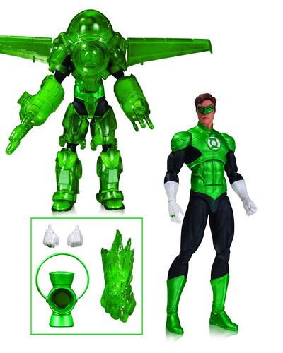 DC Icons Green Lantern Hal Jordan Dark Days Deluxe Action Figure MAY150299Y