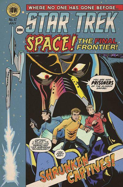 Star Trek Ongoing #47 (Subscription Variant)