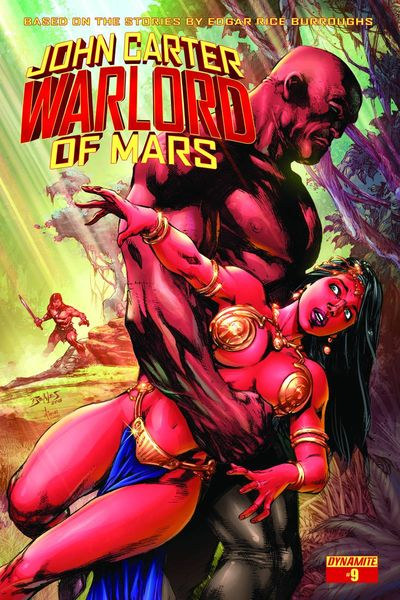 John Carter Warlord #9 (Cover A - Benes)