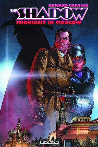 Shadow Midnight In Moscow TPB