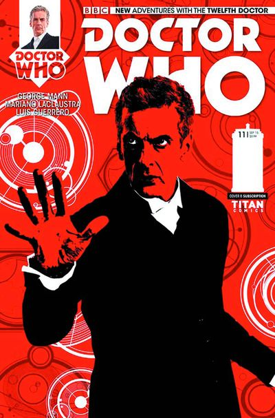 Doctor Who 12th #11 (Subscription Photo)