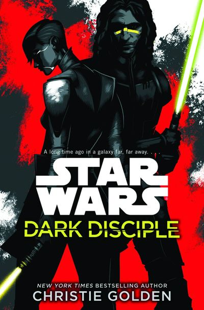 Star Wars Dark Disciple HC MAY151807F