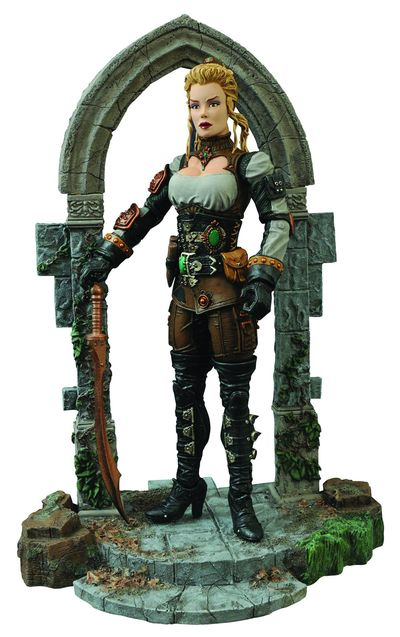 Universal Select Lucy Westenra Action Figure MAY152181I
