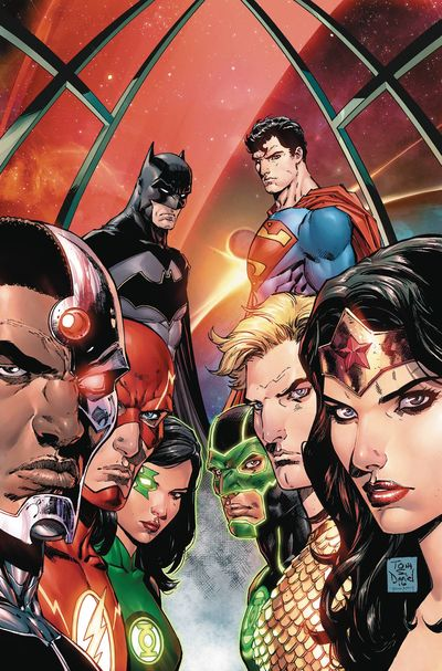 Justice League comics at TFAW.com