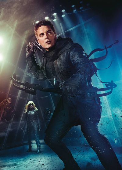 Arrow the Dark Archer TPB MAY160301D