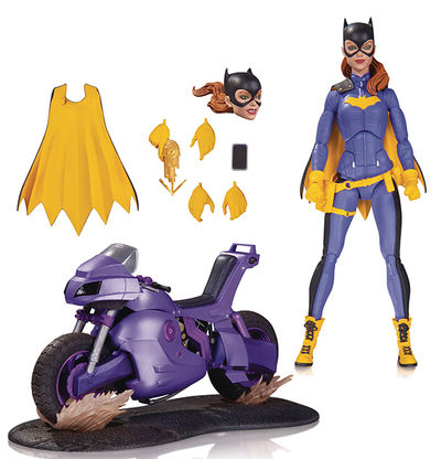 DC Icons Batgirl Of Burnside Deluxe Action Figure MAY160364Y