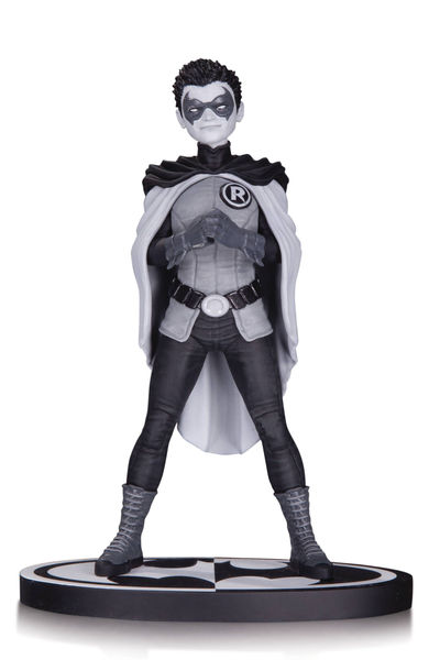Batman Black & White Statue Robin By Frank Quitely MAY160369X
